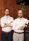 Łukasz Fiwek i Paweł Fiwek